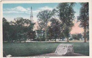 Massachusetts Lexington Bouylder And Unitarian Church