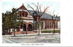 Connecticut New London Public Library