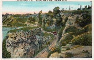 13394 Trolley Line Through the Gorge, Niagara Falls, New York