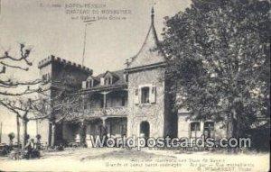Hotel Pension Chateau de Monnetier Swizerland Unused