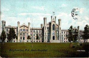 New York Binghamton State Hospital 1908
