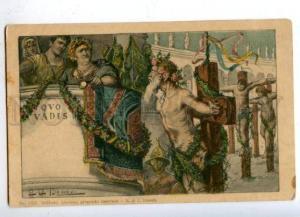 176864 QUO VADIS Nude Men by GG BRUNO Vintage ART NOUVEAU PC