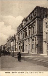 CPA VERONA Palazzo Portalupi . ITALY (448731)