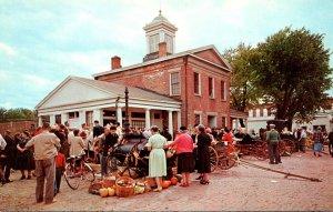 Illinois Galena Old Market House