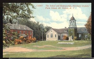 School & Kindergarten Wartburg Orphan's Farm School Mt Vernon NY