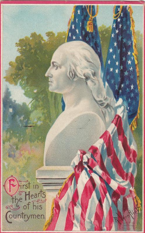 George Washington First in the hearts of his countrymen , 00-10s