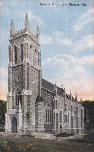 BANGOR, Maine, PU-1914; Episcopal Church