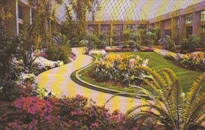 Spring Display Azalea House Longwood Gardens Kennett Square Pennsylvania