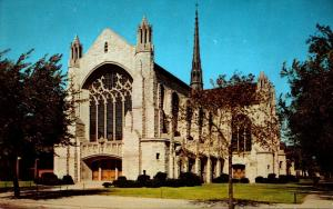 Indiana Gary Holy Angels Cathedral