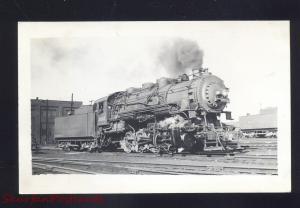 RPPC N.Y.N.H. & H RAILROAD TRAIN MAYBROOK NEW YORK 1924 REAL