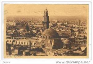 Cairo, Egypt, PU-1919
