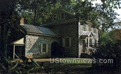 Washington Headquarters - Valley Forge, Pennsylvania
