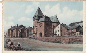 Bastogne , Belgium , PU-1939, La Porte de Treves , Eglise Saint Pierre