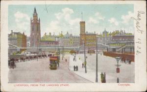 Liverpool from the landing stage