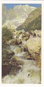 Brooke Bond Tea Vintage Cigarette Card Features Of The World 1987 No 38 Mont ...