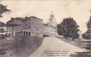 New Jersey Mendham Sisters Of Chirtian Charity Motherhouse And Novitiate Albe...