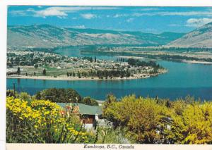 The Meeting Of The North Thompson & South Thompson Rivers, Kamloops, B.C., Ca...