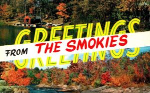 Tennessee Greetings From The Smokies