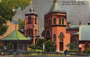 New York City The Little Church Around The Corner