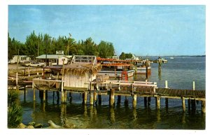 FL - Cortez. Fishing Village, Docks