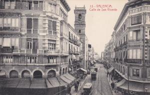 VALENCIA , Spain , 00-10s ; Calle de San Vicente