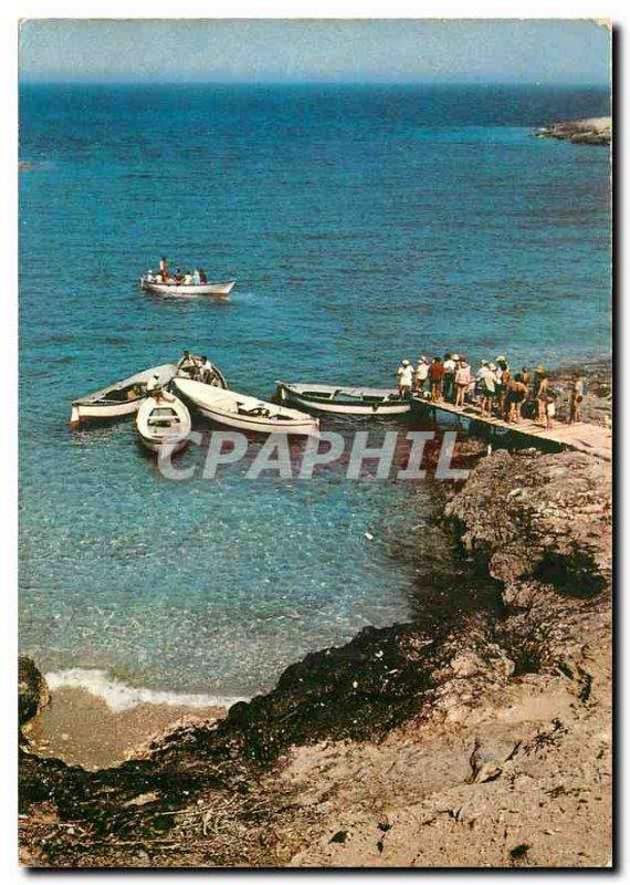 Postcard Modern Touring Club Italiano di Villaggio Vacanze alle Tremiti Foggia