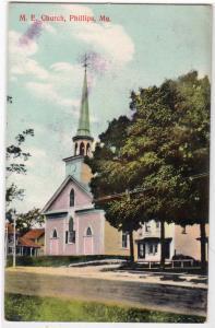 M.E.Church, Phillips ME