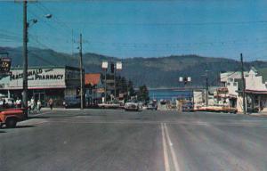 Argyle Street , PORT ALBERNI , B.C. , Canada , 50-60s