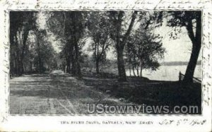 The River Drive in Beverly, New Jersey