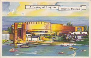 Chicago Century Of Progress Electrical Building
