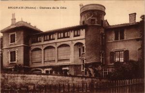 CPA Brignais - Chateau de la Cote (367751)