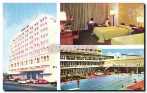 Postcard Old Holiday Inn Colombo Sri Lanka Ceylon Ceylon