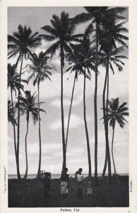 Native kids & Palms, Fiji , 30-40s