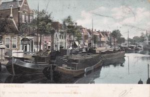 GRONINGEN , Netherlands , PU-1905 ; Schultendiep