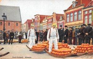 Alkmar Nord Holland Unused