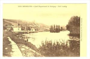 Quai Enguerrand De Marigny, Petit Andely, Les Andelys (Eure), France, 1900-1910s