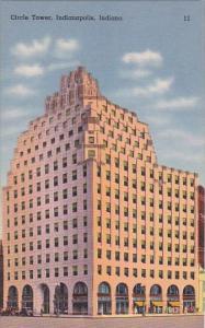 Indiana Indianapolis Circle Tower