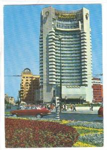 Showing The Hotel Inter-Continental, Bucuresti, Romania, 1960-1970s