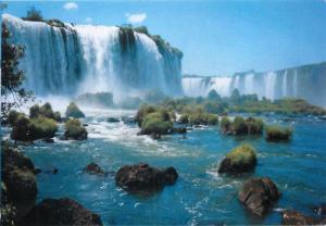 Brazil Iguazu Falls