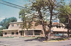Linkletter motel , SUMMERSIDE , P.E.I. , Canada , 50-60s