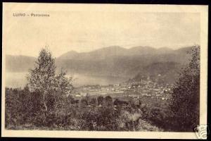 italy, LUINO, Panorama (ca. 1920)