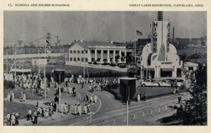 CLEVELAND , Ohio , 1936 ; Florida & Higbee Buildings, Great Lakes Exposition