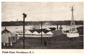 Rhode Island  Fields  Point