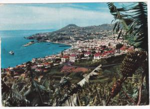 Funchal , Western View , Portugal , PU-1972