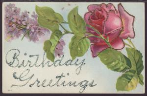 Birthday Greetings,Rose,Flowers