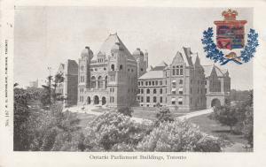 TORONTO (Ontario), PU-1905 ; Parliment Buildings