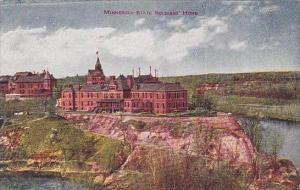 Minnesota Minnesota State Soldiers Home