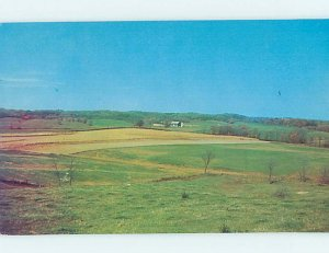 Pre-1980 NATURE SCENE Between Roseville & Zanesville & Crooksville OH AD2883