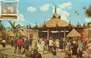 NY - New York World's Fair, 1964-65, Caribbean Pavilion