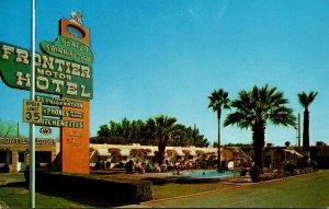 Arizona Phoenix The Frontier Motor Hotel 1964